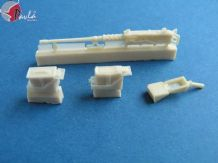Pavla M35015 1/35 Resin Heavy machine gun (U.S.M2 0.50 [12.7])